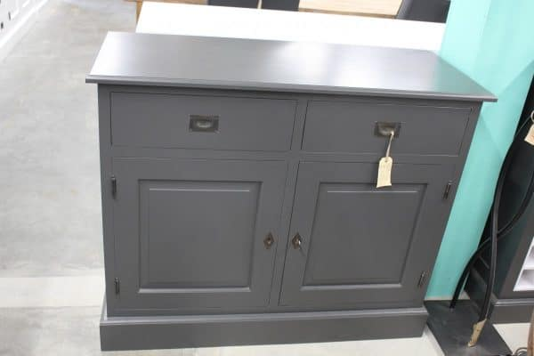 dressoir antraciet wit SD110 110x50x90h €375 (1)