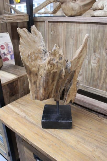 abstract teak beeld 30x25x53h €45 (1)